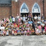 Aveleigh Church Vacation Bible School held this week