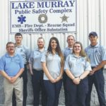 First EMT certificate class graduates in Newberry