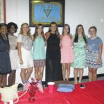 Girl's State, Boy's State delegates feted at dinner