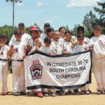 Mid-Carolina Little League crowned state champs
