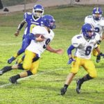 Whitmire Wolverines take out Blue Flashes