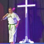 Boland competes in national karate event