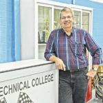 Automotive technology instructor — an old car guy with new ideas