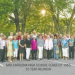 Class of 1965 celebrates 50 years