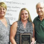 Berley named DSN Employee of the Year