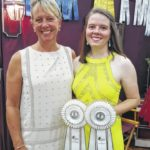 NES teacher places at World Championship Horse Show