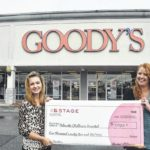 Goody's donates $1,092 to Palmetto Health Children's Hospital