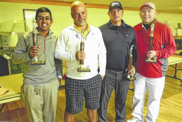 FCA holds annual golf tournament