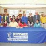 Eison signs to play football at Newberry College