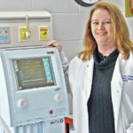 Respiratory care instructor shares her passion with students