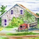 "Wessel's Library Gallery hosting ""Edisto Watercolors and Beyond"""