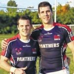 Lander graduate makes his mark in business and rugby