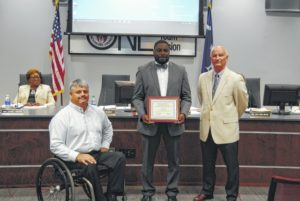 Newberry County School Board recognizes students, faculty