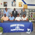 Sims signs to play college ball at SMC