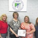 Phibbs receives 'I Am CATE' award