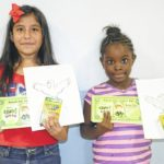 Newberry Elementary School students win coloring contest