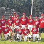 Dixie Youth Ozone win tournament