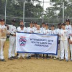 Mid-Carolina Little League wins state tournament