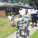 Nance Forest parade of summer fun
