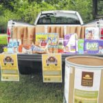 """""""Pack-A-Park-Truck"""" food drive is Saturday"""