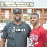 Glenn following in his father's footsteps to play football for USC