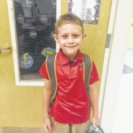 First day of school for Newberry County