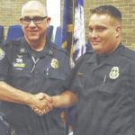 Attaway graduates from Criminal Justice Academy