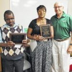 DSN board recognizes advocate, employee of year