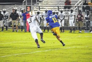Wolverines fall during Homecoming game