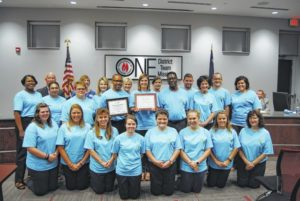 NES honored with state award