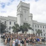 SCISA student leaders hold conference at The Citadel