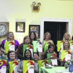 Painting for hospice awareness