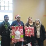 Jaycees spread cheer