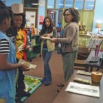 Historian discusses Reconstruction with NES students