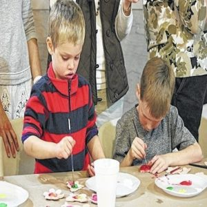 Newberry Art Center to hold art camp