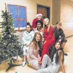 NHS Student Government gives back