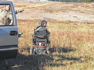 Upstate mobility impaired deer hunts are a success