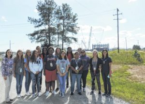 V.C. Summer helps students explore careers during Nuclear Science Week