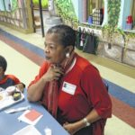 NES lunch program thrives thanks to volunteer support