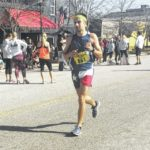 Roudabush runs in Charleston Marathon