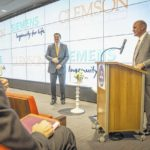 Siemens provides Clemson with largest in-kind technology grant in university history