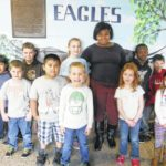 Reuben names students of the month