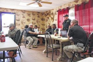 Event helps brings police, public closer