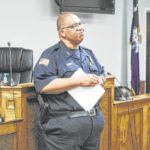 McClurkin hosts Chattin' with the Chief