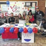 Newberry College registers students to vote