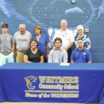 Whitmire's McCarley signs to play baseball at USC Union