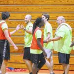 Hoops tourney brings youth, law enforcement together