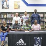 Etheridge signs with Newberry College