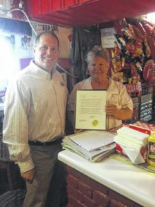 Dopey's given proclamation