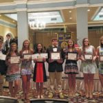 Newberry Academy Junior Civitan group receives top honors
